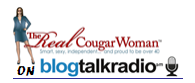 Therealcougarwoman on blog radio