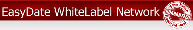 Easydate white label network logo