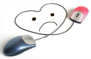 Online dating dve mysi a srdce