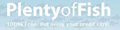 Plentyoffish logo