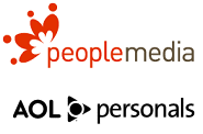 Peoplemedia aolpersonals logo