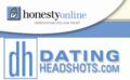 Honestyonline dating headshots loga