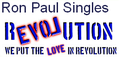 Ron paul singles logo