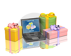 Virtual gifts picture