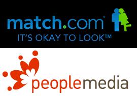 Matchcom peoplemedia loga