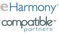 Eharmony compatiblepartners loga