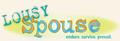 Lousyspouse logo