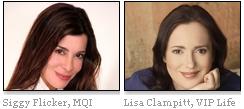 Siggy flicker and lisa clampitt