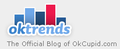 Okcupid blog logo
