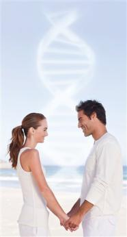 Couple dna testing