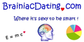Brainiacdating logo