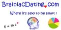 Brainiacdating logo