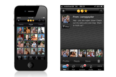 Gaydar Launches iPhone App
