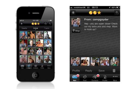 Gaydar iphone app