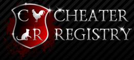 Cheaterregistry logo