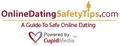 Cupidmedia onlinedatingsafetytips logo