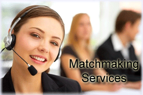 Category-matchmaking-service