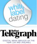 Whitelabeldating belfasttelegraph loga