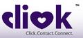 Clicck logo