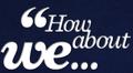 Howaboutwe logo
