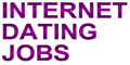 Internet dating jobs logo