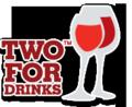 Twofordrinks logo