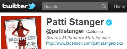 Pattistanger twitter