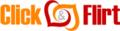 Clickandflirt logo