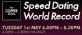 Speed dating world record header