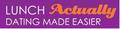 Lunchactually logo