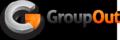 Groupout logo