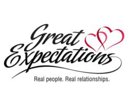 Great expectations logo new June 12