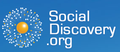 Social discovery conference logo
