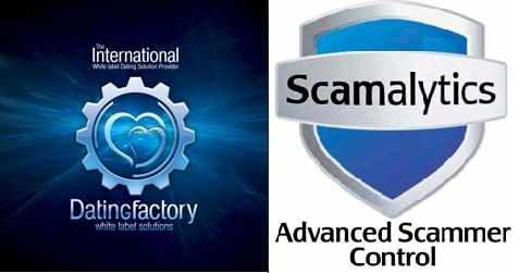 Datingfactory scamalytics logos