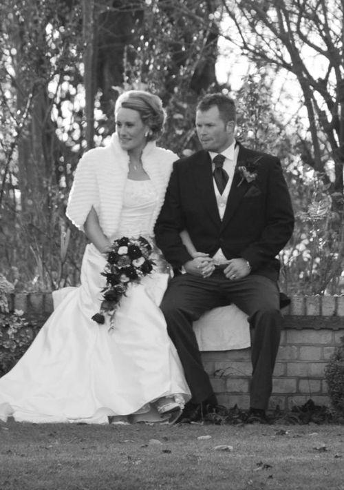 Tammy and richard Wedding