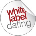 Whitelabeldating casual logo