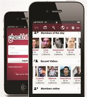 Checkhimout mobile app