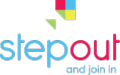 StepOut logo Sep 12