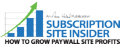 Subscription site insider logo