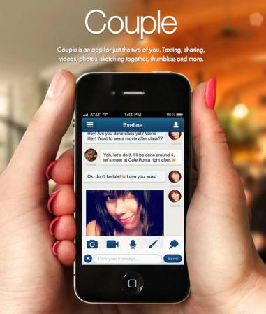 Couple app screenshot