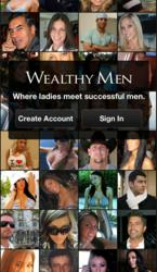 Wealthymen mobile app