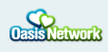Oasis dating network logo