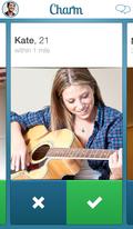 Charm app screenshot