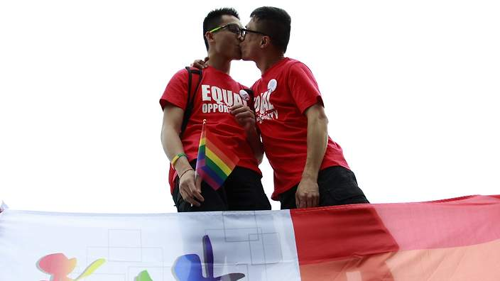 Gay dating apps china