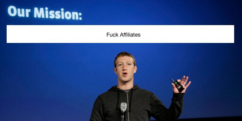 Facebook fuck affiliates
