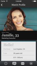 Eharmony iphone app
