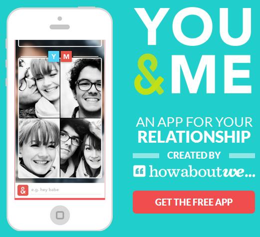 Howaboutwe youandme app