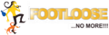 Footlose no more logo
