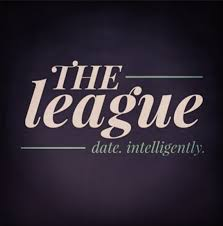 The league logo