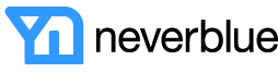Neverblue logo new